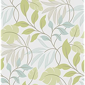 green wallpaper for walls
