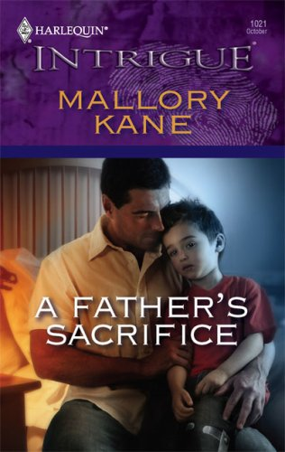 book cover of A Father\'s Sacrifice
