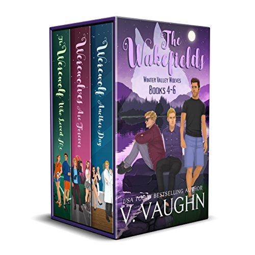 The Wakefields - Winter Valley Wolves: Werewolf Romance