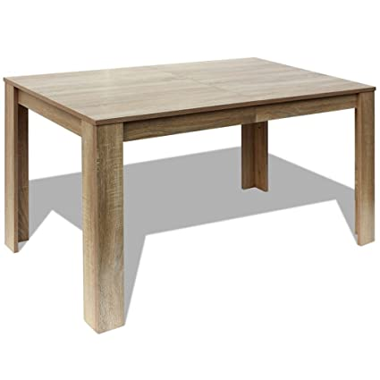 Nishore Mesa de Comedor, Muebles de Salón, Material de ...