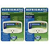 Refrigmatic WS-36300 Electronic Surge Protector for
