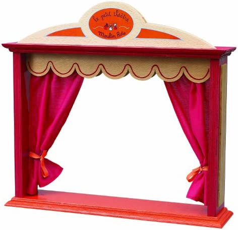 Moulin Roty Grand Family Puppet Theatre