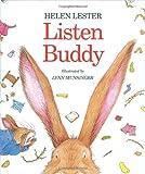 Listen Buddy, Helen Lester, 0395723612