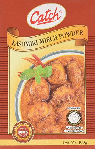Catch Kashmiri Chili (Kashmiri Mirch 100gm)