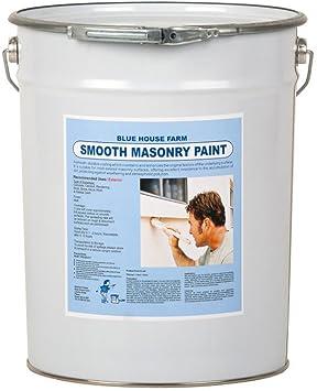Basildon Paints Masonry Paint - Excellent Coverage per Value Ratio