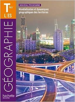 Libro Epub Gratis Géographie Tles Es/l - Livre élève Format Compact - Edition 2012 (géographie (husken))