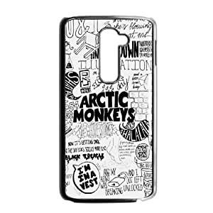 Arctic Monkeys LG G2 Cell Phone Case Black SA9733594