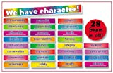 Scholastic Teacher's Friend Character Signs! Bulletin Board (TF3086)