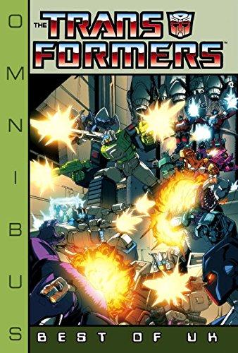 Read Online Transformers: Best of UK Omnibus ebook
