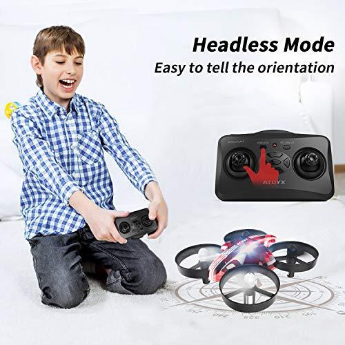 ATOYX Mini Drone Quadcopter (AT-66)