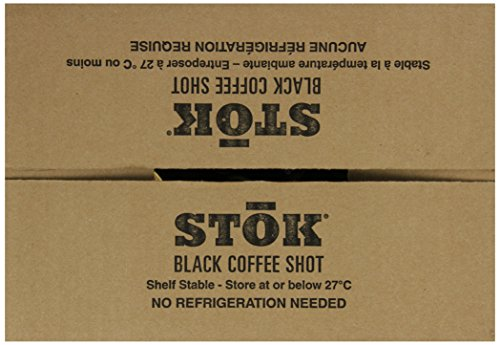SToK Caffeinated Black Coffee Shots, 264 Single-Serving Shots, Single-Serve Shot of Unsweetened Coffee, Add to Coffee for Extra Caffeine, 40mg Caffeine (Packaging May vary) by SToK (Image #9)