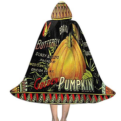 Ciara Halloween Costume (Khdkp Kids Hooded Cloak Cape, Role Play Costumes Halloween Decoration -)