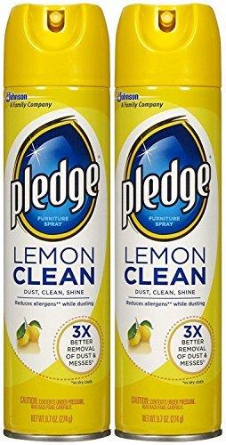 pledge-lemon-clean-furniture-spray-97-oz-2-pack
