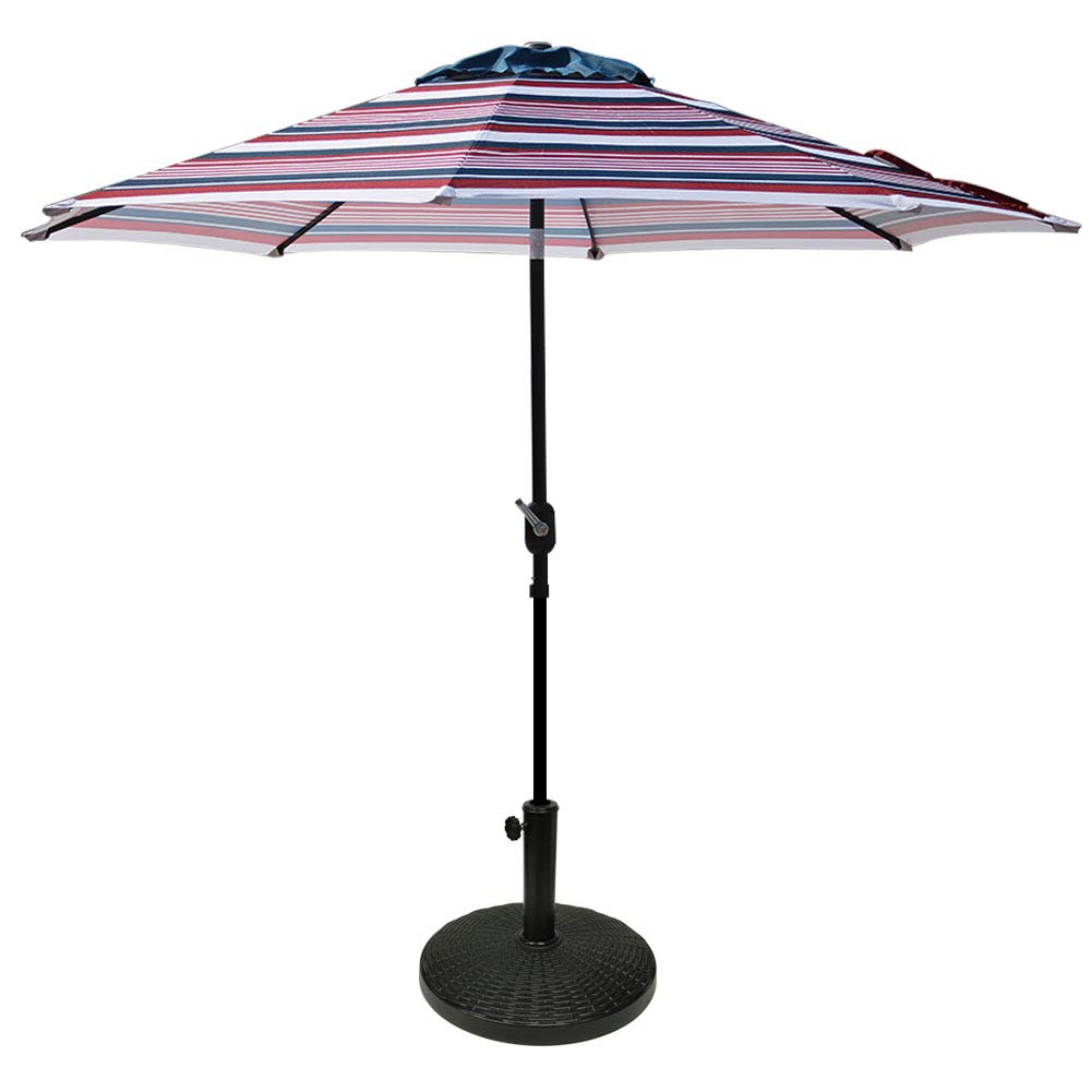 Blissun 22lb Heavy Duty Patio Market Umbrella Base Stand by Blissun (Image #6)