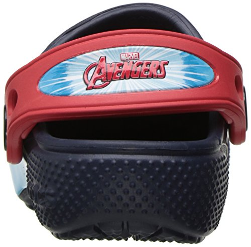 Crocs - Boys '- funlab Marvel Avengers Clog, EUR: 27-28, Navy