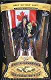 WWE Defining Moments Bret Hart - 1997 Stampede Collector Figure Series #5