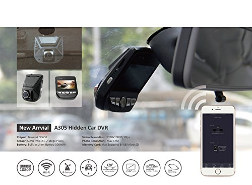 wdr dash cam instructions