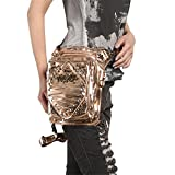 Search : steel master Steampunk Apricot Cosplay Waist Bags Gothic Womens Handbags Messenger Bags Costumes Purses
