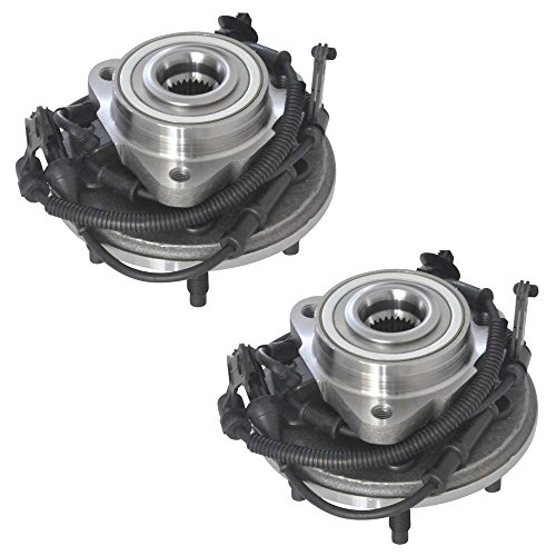 DRIVESTAR 515078x2 (Pair) Left and Right Wheel Hub & Bearing for Ford Explorer ()