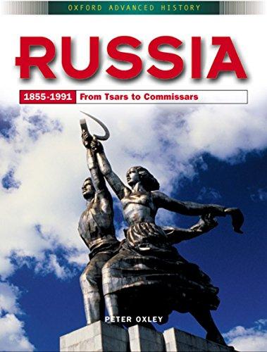 Russia 1855-1991