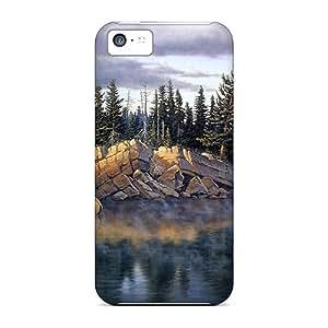 Case888cover Shockproof Scratcheproof Derk Hansen Northl Splendor Hard Cases Covers For Iphone 5c