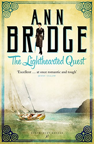 The Lighthearted Quest: A Julia Probyn Mystery, Book 1 (The Julia Probyn Mysteries) by [Bridge, Ann]