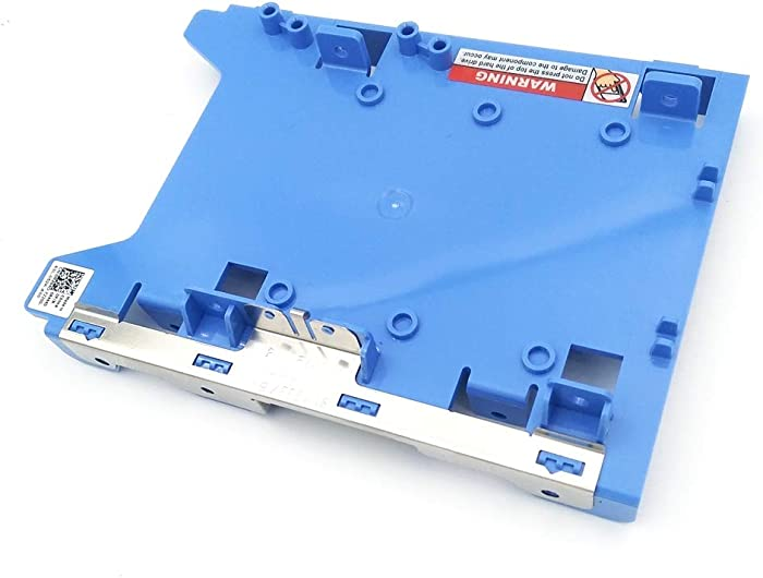 "OptiPlex HDD SSD Caddy Tray Adapter 6,35cm 2,5"" - 8,89cm 3,5"" R494D 0R494D for DELL PC"