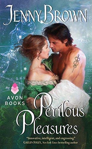 book cover of Perilous Pleasures