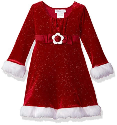 Holiday Dress For Toddlers - Bonnie Jean Girls' Toddler Holiday Dresses,