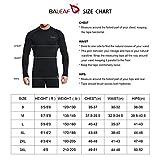 Baleaf Men's Lightweight Quick Dry UPF 50+ Long