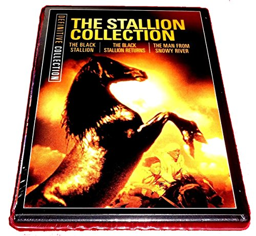 The Definitive Stallion Collection: The Black Stallion, The Black Stallion Returns, The Man from Snowy River - Stallion Collection