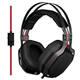 MasterPulse Over-Ear Gaming & Audio Headset with Bass FX Technology for PC, Console and Mobile use.