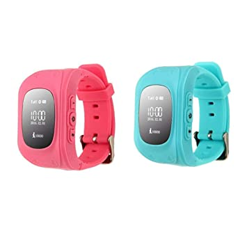 Homyl 2 Pcs Reloj Inteligente con Cable USB Interphone Pulsera Reloj Infantil Inteligente: Amazon.es: Juguetes y juegos