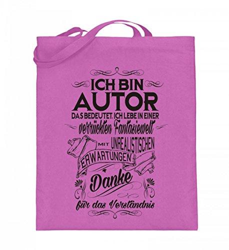 Shirtee M1zj9rum_xt003_38cm_42cm_5739 - Cotton Fabric Bag For Blue 38cm-42cm Pink Woman