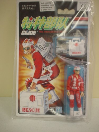 GI Joe Chinese 1989 Import Carded (Gi Joe Carded)