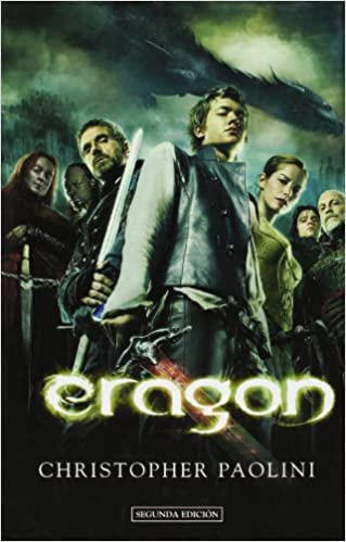 Eragon Tie In Pelicula (Roca Juvenil): Amazon.es: Christopher Paolini, Silvia Komet, Enrique De Hériz: Libros
