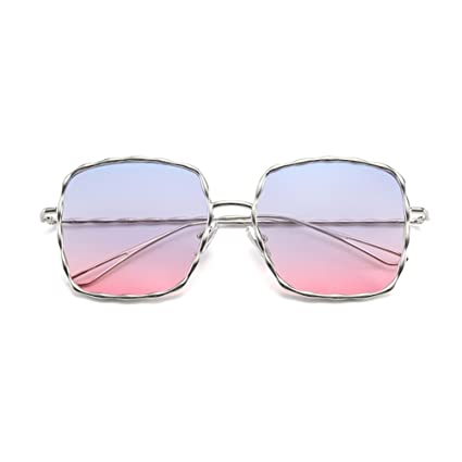 YQ QY Gafas De Sol Anti-reflejo Retro Gafas Polarizadas Unisex (Color : 1