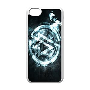 The latest linkin park band logo poster Hard Plastic phone Case for iphone 5c case cover RCX089708