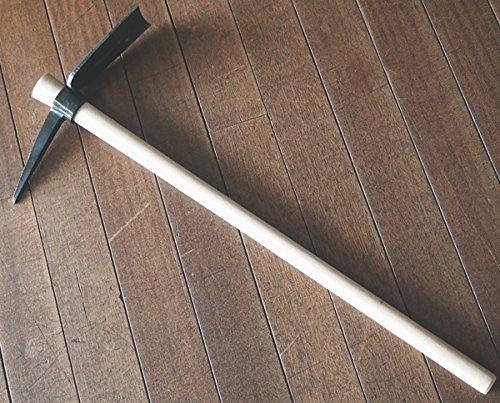 十字鍬 360mm 柄900mm 十字ぐわ つるはし 林業 B00LFEMJ4K