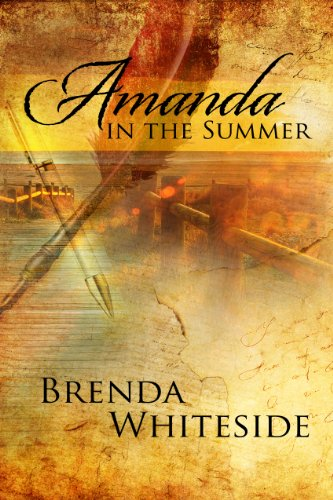 Book: Amanda in the Summer by Brenda Whiteside