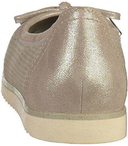 Marco Tozzi 2-22125-20 Damen Ballerinas Grau(Hellgrau)