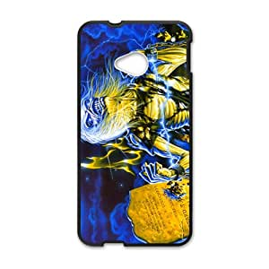 iron maiden live after death Phone high quality Case for HTC One M7