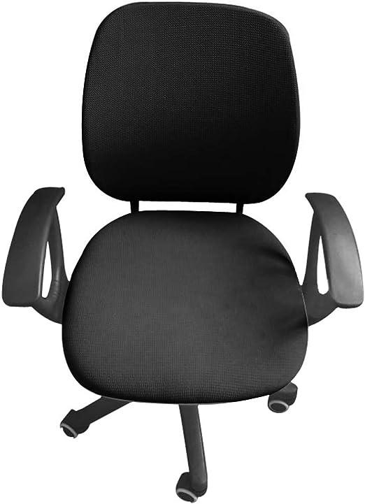frifer funda para silla oficina protectora elástica para silla de ...