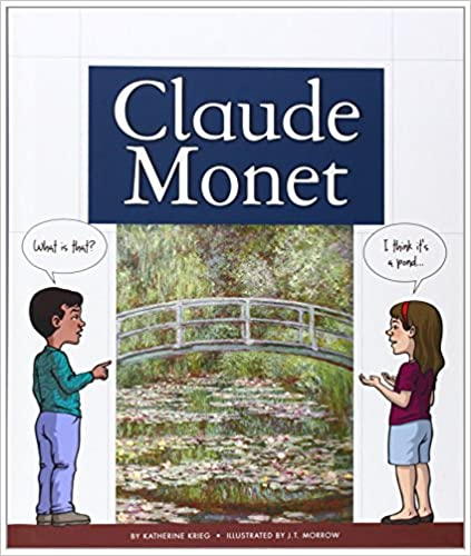 Katherine Krieg - Claude Monet