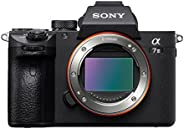 Sony Cámara Alpha α7M3 con sensor de imagen Full-Frame 35mm y 24.2 MP. Sensor CMOS Exmor R™