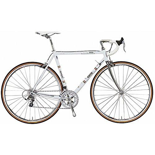 GIOS(ジオス) ロードバイク VINTAGE WHITE 480mm B076BLH4S5