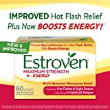 Product review for Estroven Maximum Strength + Energy - One Per Day Formula - 2 Boxes, 60 Caplets Each