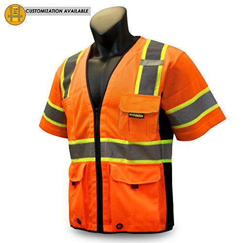 KwikSafety EXECUTIVE Visibility Reflective Breathable