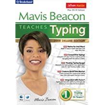 Mavis Beacon Teaches Typing 2008 Deluxe International Edition