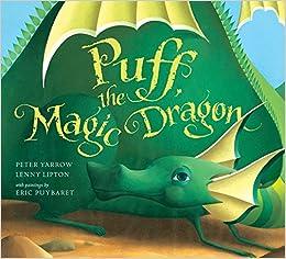 Amazon com: Puff, the Magic Dragon (8601400255940): Peter Yarrow